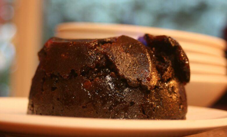 Pastel sin horno con soufflé de chocolate 1