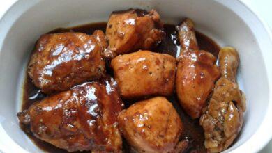 Pollo a la miel: receta sabrosa y sencilla 7