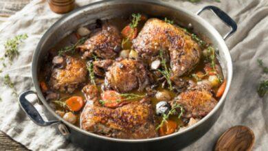 Pollo a la secretaria, receta típica de Jaén que hay que probar 5