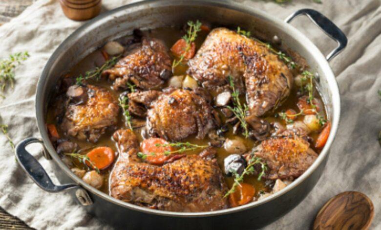 Pollo a la secretaria, receta típica de Jaén que hay que probar 1