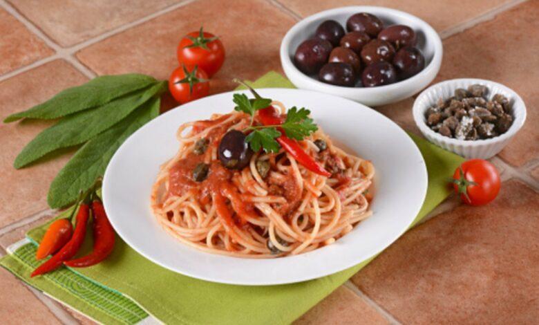 Salsa de anchoas para pasta, receta fácil, rápida, deliciosa y original 1