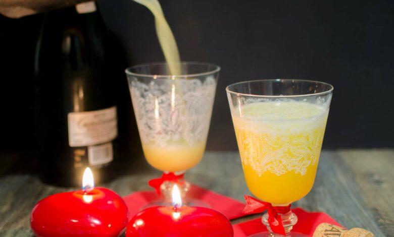 Sorbete de vino blanco y lima-limón 1