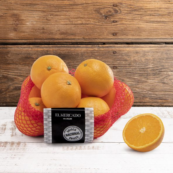 Bizcocho vegano de naranja, fácil de preparar receta de 5 ingredientes