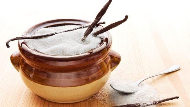 Cómo hacer azúcar avainillado casero para repostería 2