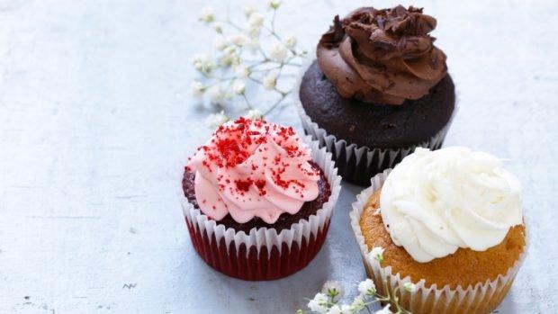 Crema para cupcakes, receta para presentar unos cupcakes de fantasía