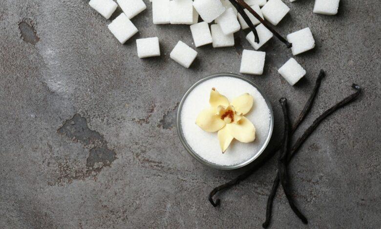 Cómo hacer azúcar avainillado casero para repostería 1