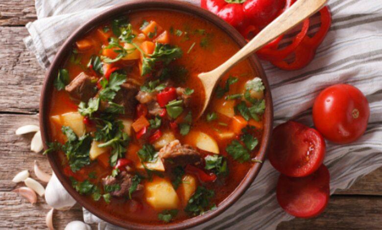 Carne guisada con tomate: receta con ternera 1