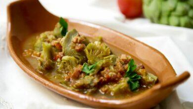 Guiso de cerdo con alcachofas: receta perfecta para estofado 6
