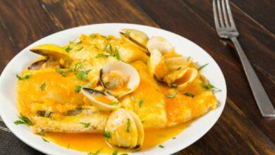 Receta de merluza a la marinera, un plato delicioso y nutritivo 1