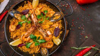 Receta de Paella tradicional valenciana 11
