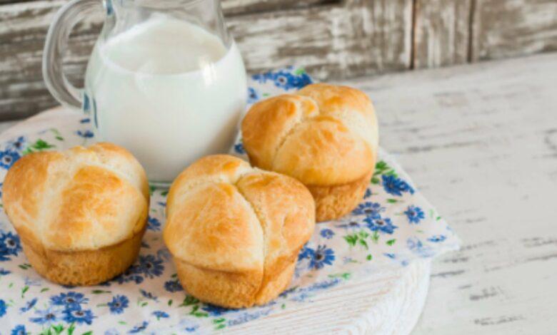 Receta de pan de leche esponjoso, más tierno y ligero 1