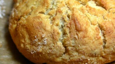 Pan de patatas sin gluten 6