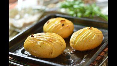 Patatas suecas, un acompañamiento elegante y fácil 6