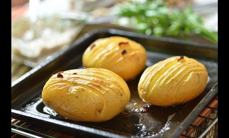 Patatas suecas, un acompañamiento elegante y fácil 1
