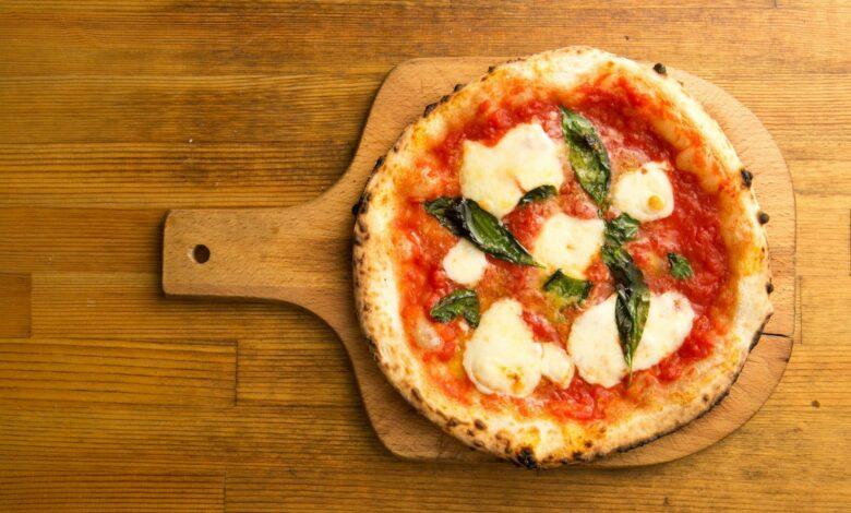 Recetas de pizza de queso para celebrarlo 1
