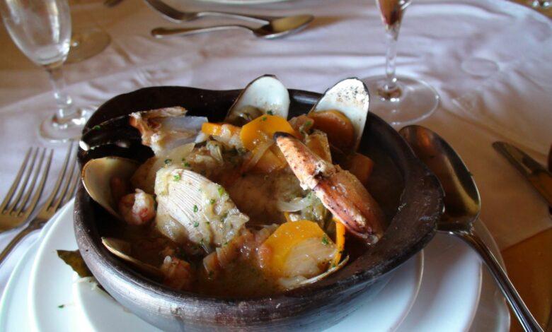 un clásico de Chile para amantes de los mariscos 1