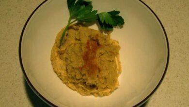 Shiro, el hummus etíope: pasta de garbanzos 11