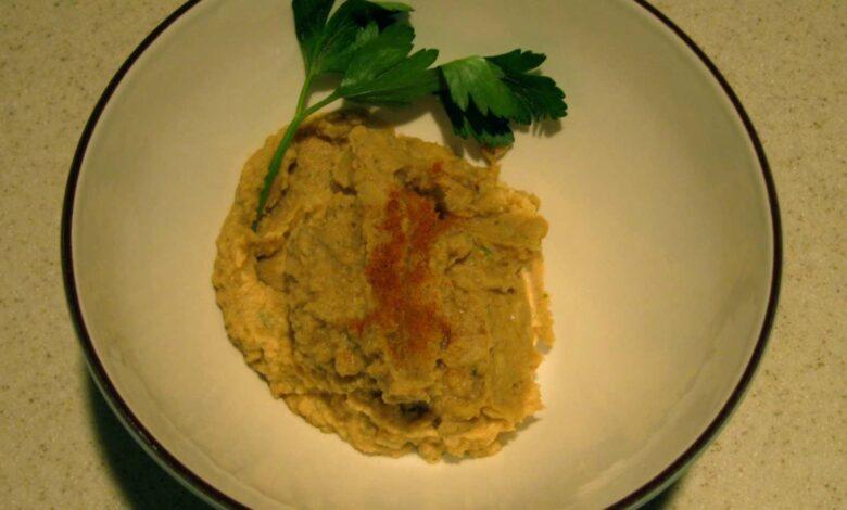 Shiro, el hummus etíope: pasta de garbanzos 1