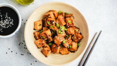 Snack de tofu: saludable para picar 7