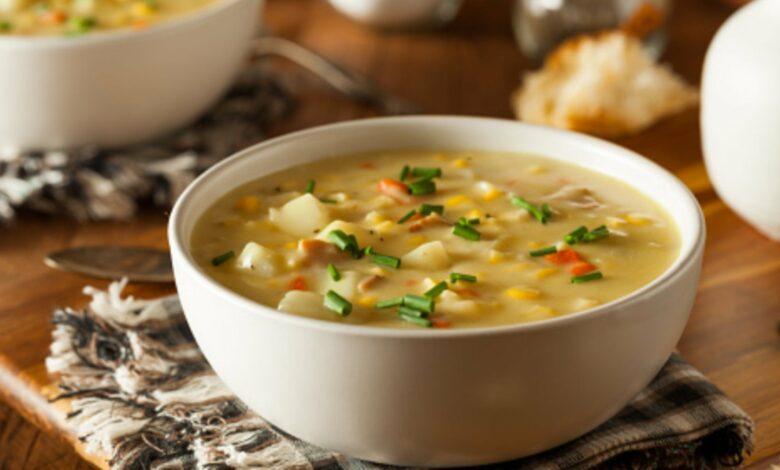 Receta de sopa de pescado de la abuela paso a paso 1