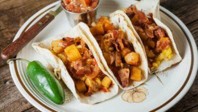 Los espectaculares tacos de panceta que debes hacer en casa al estilo mexicano 2