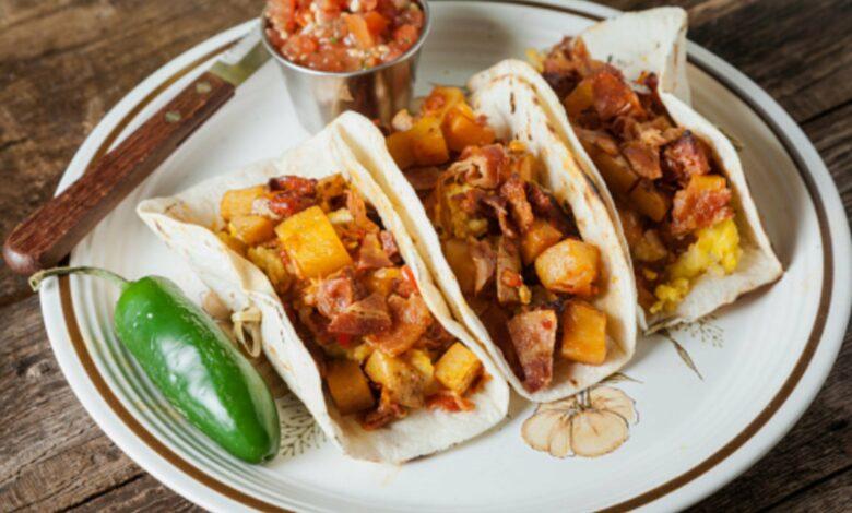 Los espectaculares tacos de panceta que debes hacer en casa al estilo mexicano 1