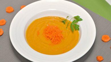 Zanahorias a la crema, en olla a presión, 10 minutos 4