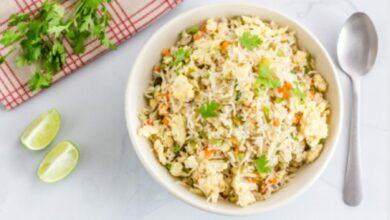 Las 5 mejores recetas de arroz frito para una cena rápida casera 7