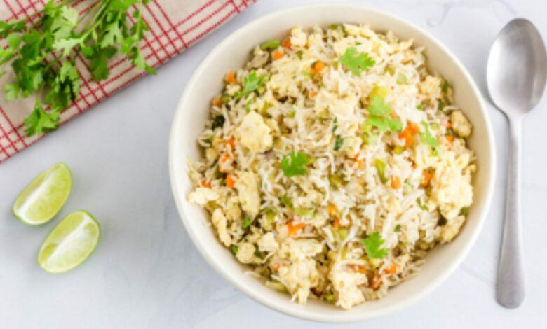 Las 5 mejores recetas de arroz frito para una cena rápida casera 1