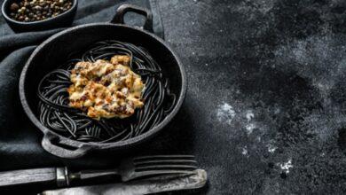 Espaguetis carbonara de David Muñoz, receta de un chef profesional 1